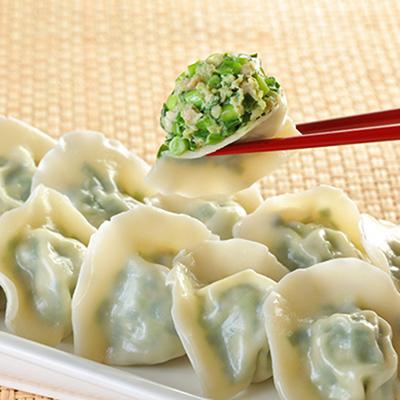 韭菜豬肉水餃(10粒-310g/盒)