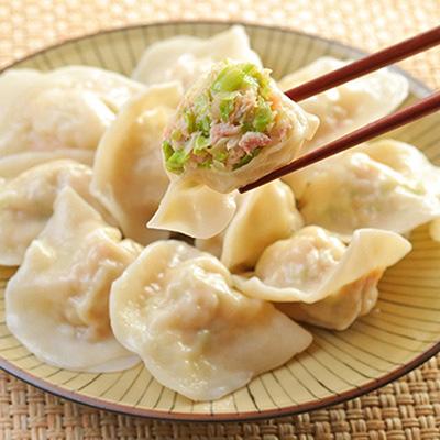 高麗菜豬肉水餃(10粒-310g/盒)