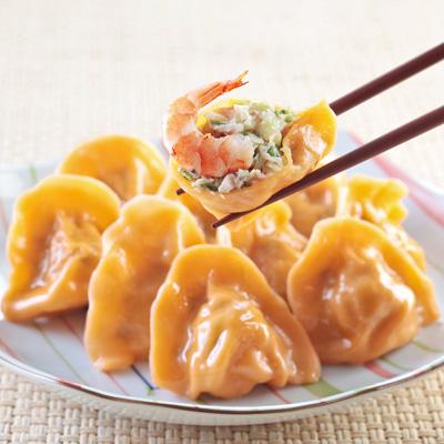 鮮蝦水餃(10粒-360g/盒)