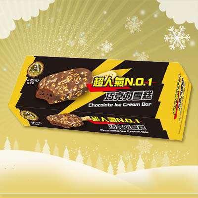 阿奇儂阿奇儂雪糕-巧克力(76g/支/盒)