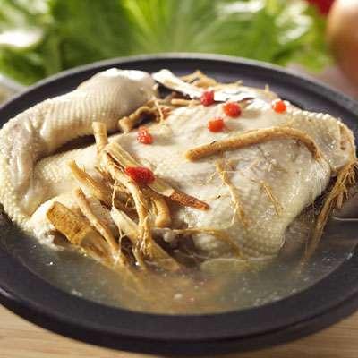 人蔘雞湯(2500g/盒)