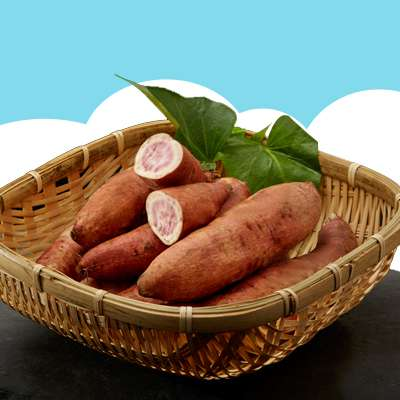冰烤地瓜王菱角牛奶地瓜(250g/包)