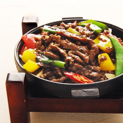 黑胡椒牛柳(300g/包)