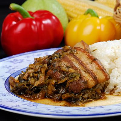 梅干扣肉(320g/包)