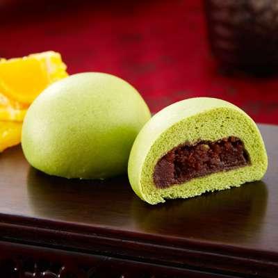 抹茶红豆包(8颗 / 240g)