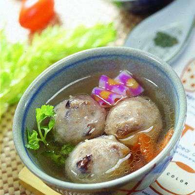 海瑞香菇摃丸(600g/包)