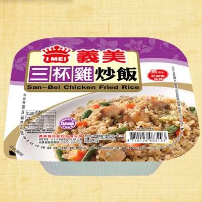 義美三杯雞炒飯(290g/盒)
