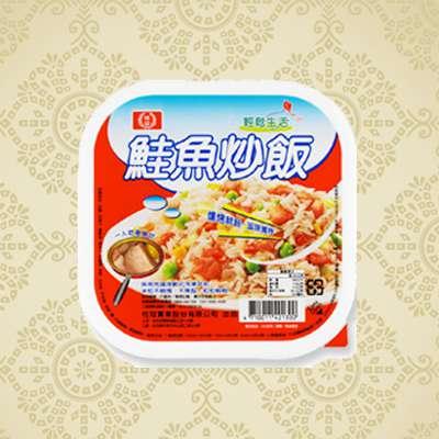 桂冠新PP盒鮭魚炒飯(275g/盒)