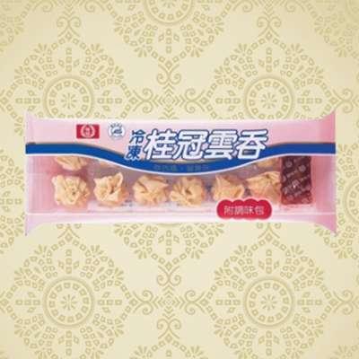 桂冠鮮肉雲吞(220g/12粒/盒)