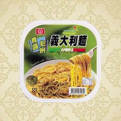 青醬蛤蠣義大利麵(330g/盒)