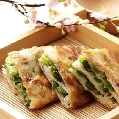 阿福伯阿福伯北方蔥油餅(750g/包/5入)