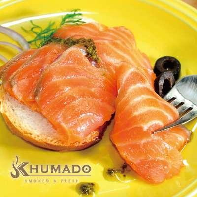 冷燻鮭魚切片(100g/包)