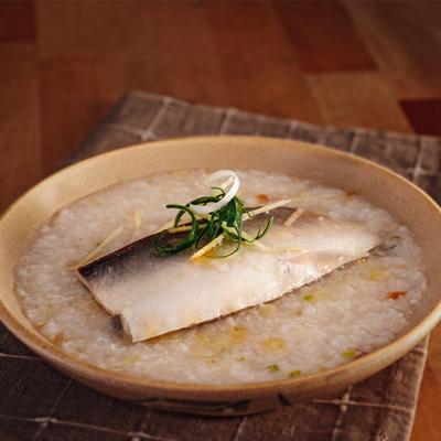 呷七碗虱目魚粥(210g/包)