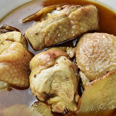 阿圖麻油雞(700g/包)