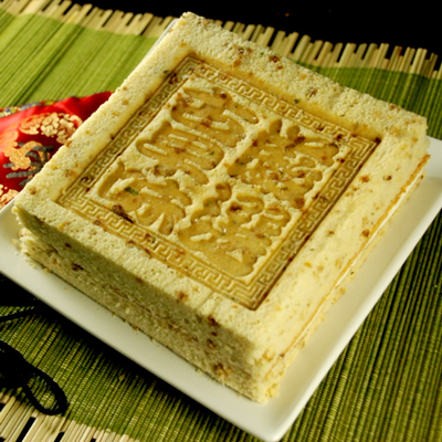 古早味鹹蛋糕(600g/盒)