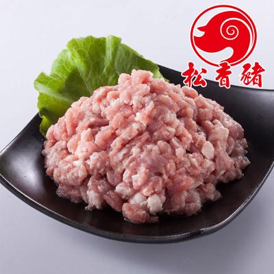 中晏生機松香豬絞肉(300g/包)