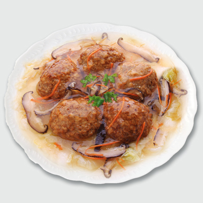 呷七碗紅燒獅子頭(800g/盒)