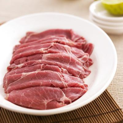 自然放牧黃牛牛肉火鍋片(300g/包)