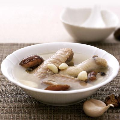天和鮮物海藻雞蒜頭雞湯(480g/包)