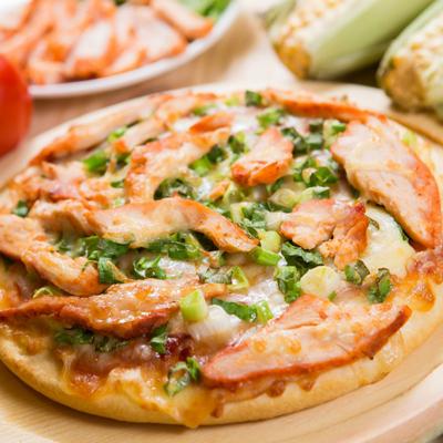 Often-Oven法羅烤箱鮮蔥紐奧良雞披薩(300g/包)