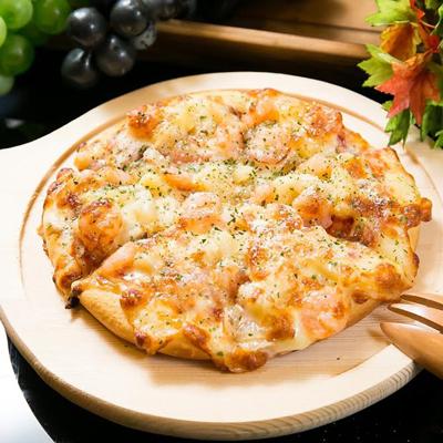 Often-Oven法羅烤箱鮮蝦鳳梨披薩(300g/包)