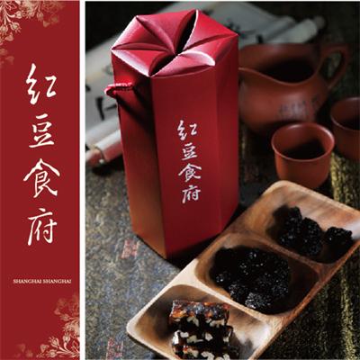 紅豆食府團圓棗泥核桃糕(100g/盒)