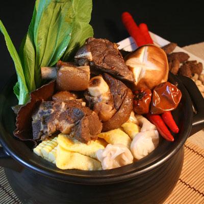 帶皮羊肉麻辣鍋(1250g/盒)