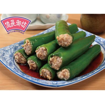 青椒灌肉(300g/包)