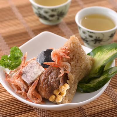 櫻花蝦鮮芋粽(160g*3入/袋)