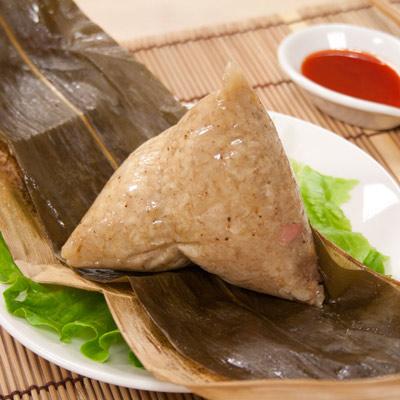 北部台灣粽-全素粽(170g*2入/袋)
