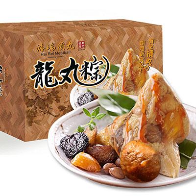 海瑞龍丸粽禮盒(180g*6入/盒)