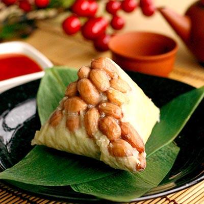 上好花生粽(150g±5%/顆*2顆/包)