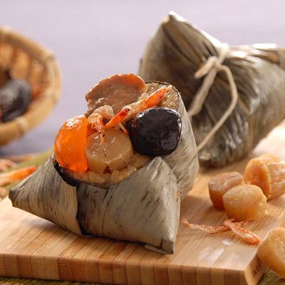 北海道干貝粽(200g*5/包)