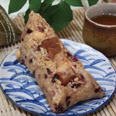 十穀養生鮮肉粽(200g*2/包)