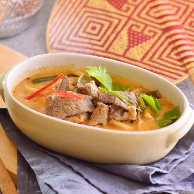 泰Yummi紅咖哩椰汁牛肉(260g/包)