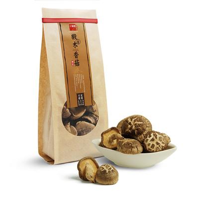 十翼饌上等台灣埔里椴木香菇(120g/包)