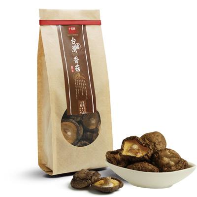 十翼饌上等台灣新社香菇(110g/包)