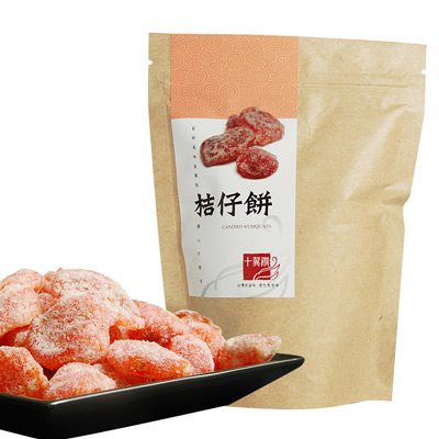 十翼饌桔仔餅(150g/包)