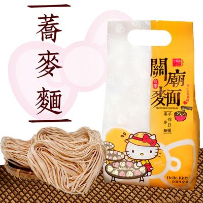 台南關廟麵-蕎麥麵(320g/包/6入)