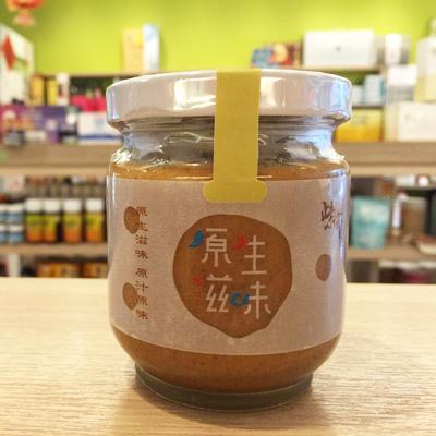 原生滋味【冷磨原味花生醬】(180g*4瓶)