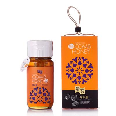 宏基蜜笈系列-蜂巢蜜(700g/瓶)