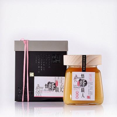 悟蜂職人-荔枝蜜(貴妃蜜)(560g/瓶)