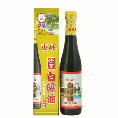 東成白曝油(430ml/罐)