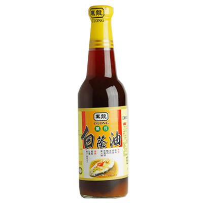 黑龍黑豆白蔭油(400ml/罐)