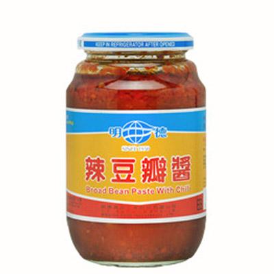 明德辣豆瓣醬(大)(460g/罐)