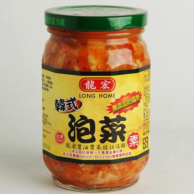 韓式泡菜(420g/罐)
