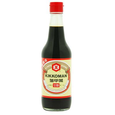 甘醇醬油(500ml/瓶)