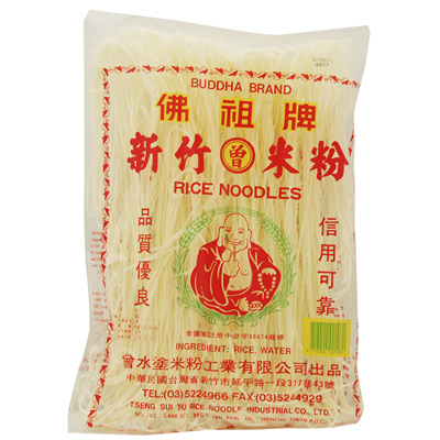 佛祖牌新竹粗米粉(400g/包)