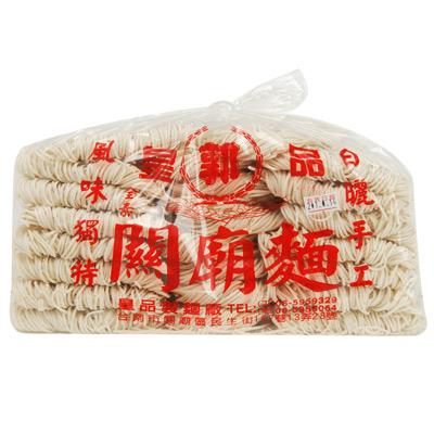 郭關廟麵-細版(1500g/包/24份)