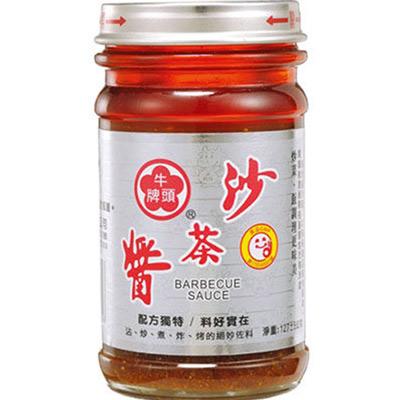 牛頭牌牛頭牌沙茶醬(127g/瓶)